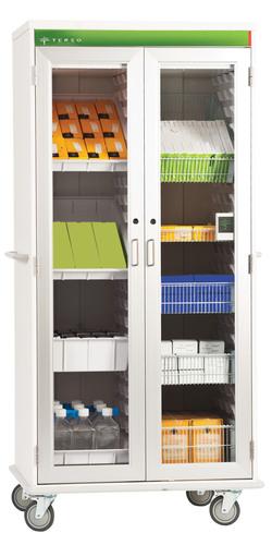Terso Solutions Inc.'s Intelligent Cabinet Model TSO30.  (PRNewsFoto/Terso Solutions, Inc.)