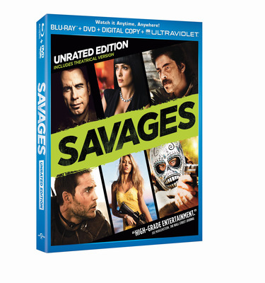 Savages.  (PRNewsFoto/Universal Studios Home Entertainment)