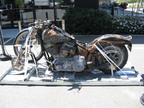TSUNAMI MOTORCYCLE TO BE PRESERVED BY H-D MUSEUM