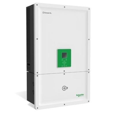 The Conext CL, a new line of three-phase string inverters (PRNewsFoto/Schneider Electric)