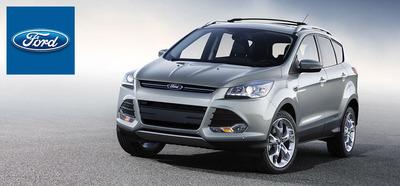 New Ford Sale in Cincinnati, OH.  (PRNewsFoto/Mike Castrucci Ford of Milford)