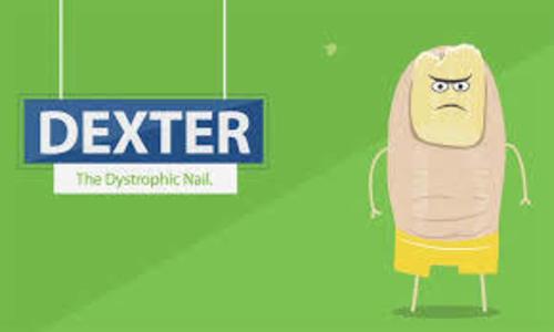 Dexter - The Distrophic Nail (PRNewsFoto/Innocutis Holdings, LLC)