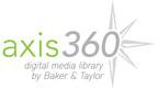 Axis 360 Logo.  (PRNewsFoto/Baker & Taylor)