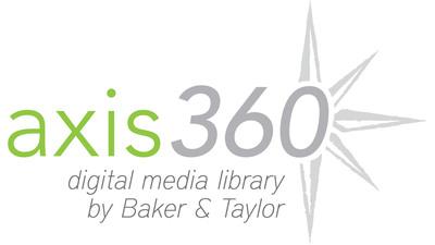 Axis 360 Logo (PRNewsFoto/Baker & Taylor) (PRNewsFoto/)