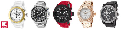 """New Swag for Summer: Kmart's """"The Real Deal"""" Features a BLOWOUT on Famous Brand Watches & Sunglasses"""