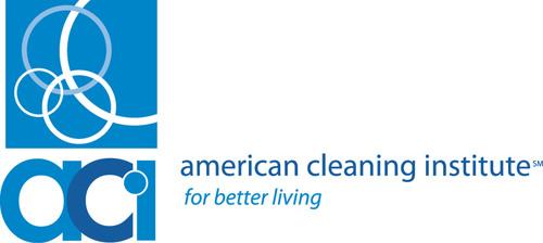 American Cleaning Institute logo.  (PRNewsFoto/American Cleaning Institute)