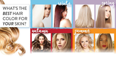 What's The Best Hair Color For Your Skin Tone? Vixen Daily Will Show You.