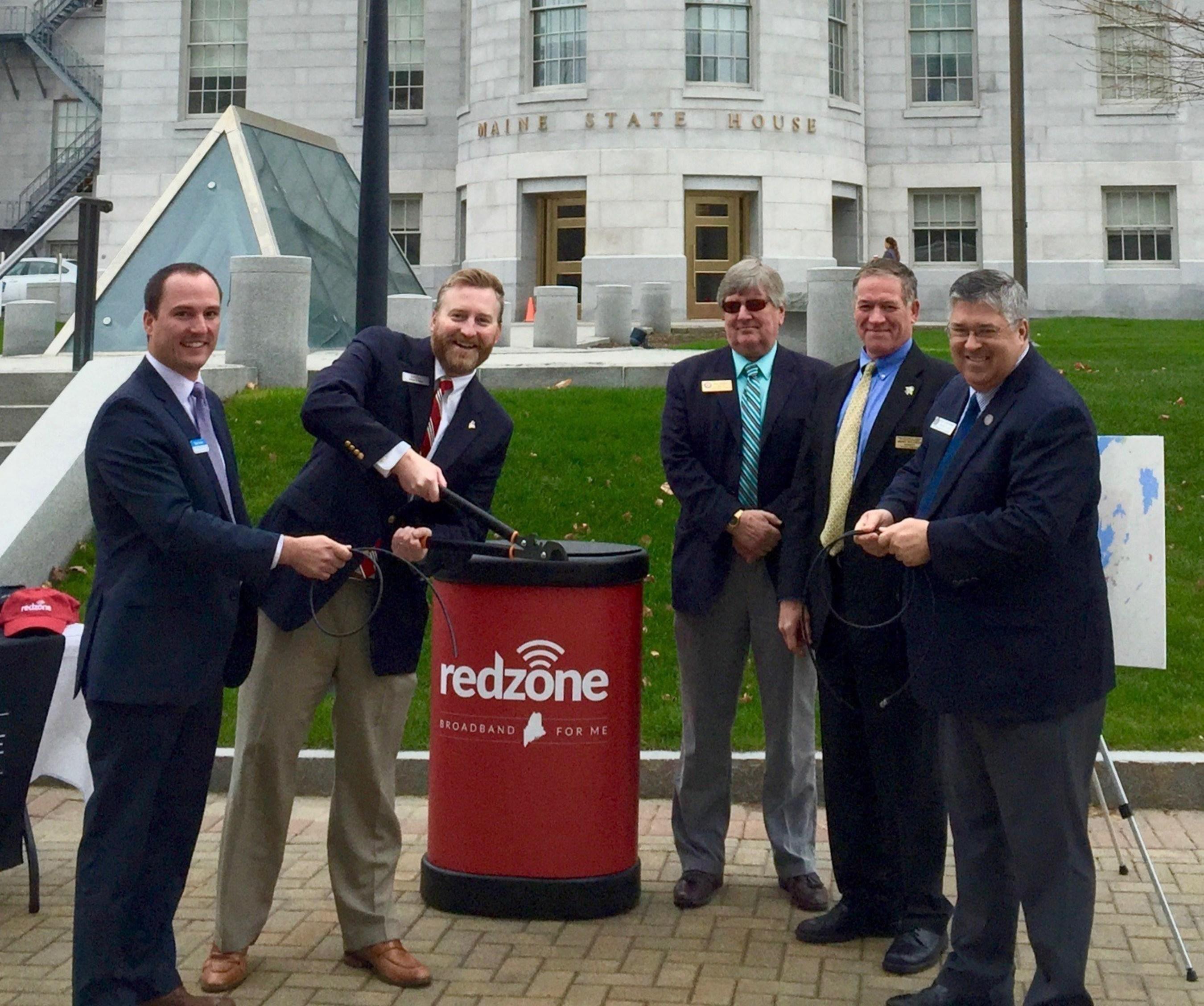 Redzone Wireless, LLC Announces Maine Broadband Network Expansion in Augusta