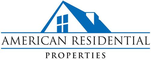 American Residential Properties, Inc. logo. (PRNewsFoto/American Residential Properties, Inc.) (PRNewsFoto/)