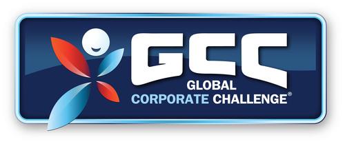 Global Corporate Challenge logo. (PRNewsFoto/Global Corporate Challenge) (PRNewsFoto/GLOBAL CORPORATE CHALLENGE)