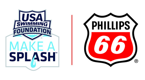 USA Swimming Foundation's Make a Splash Tour presented by Phillips 66 (PRNewsFoto/USA Swimming Foundation)