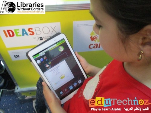 Libraries Without Borders and eduTechnoz, two organisations supported by the WISE Accelerator, started a ...