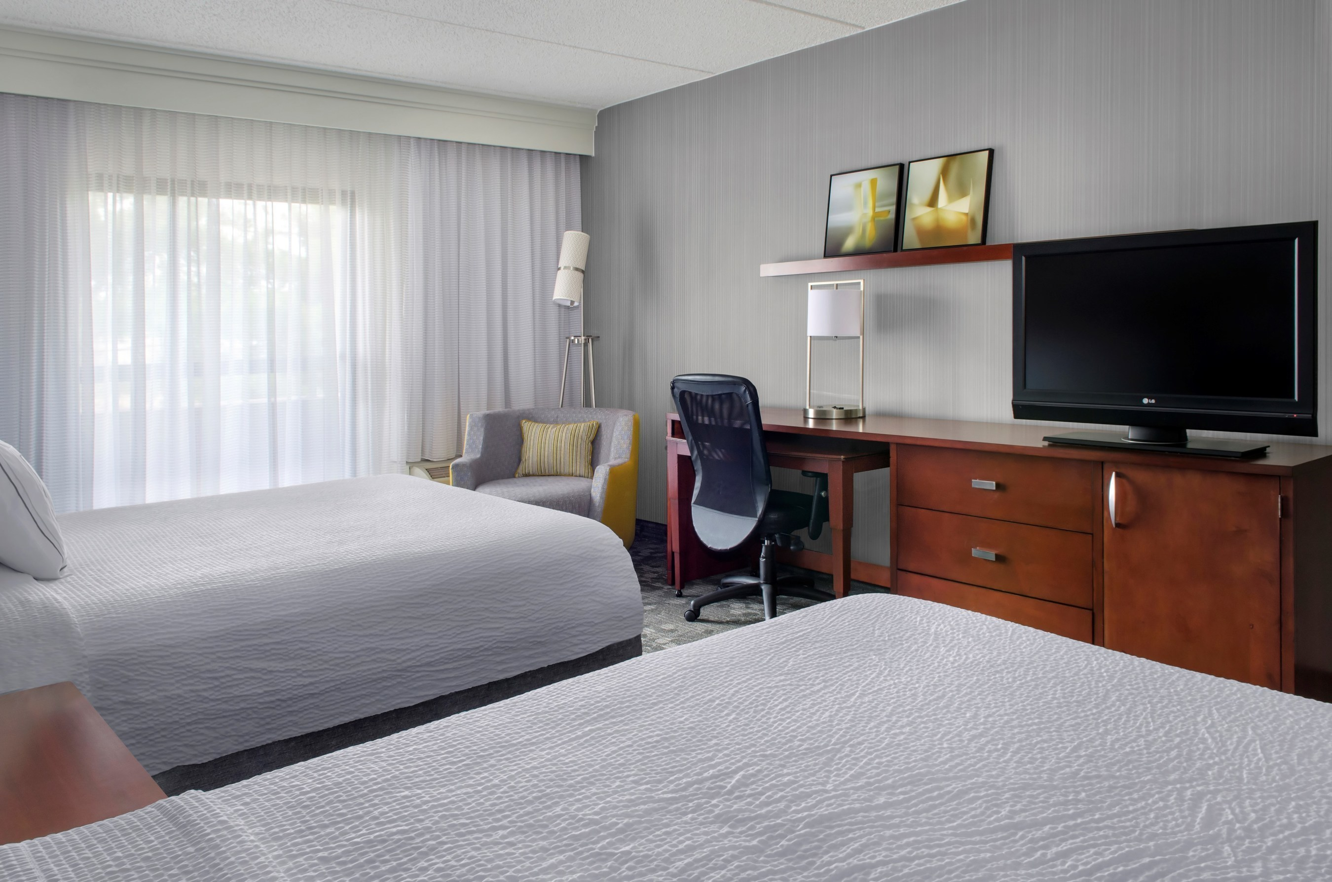 Courtyard Rye has completed a multi-million dollar renovation to its guest rooms, lobby, fitness center and on-site bistro. For information, visit www.CourtyardWhitePlainsRye.com or call 1-914-921-1110.