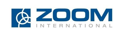 ZOOM International Logo (PRNewsFoto/ZOOM International)