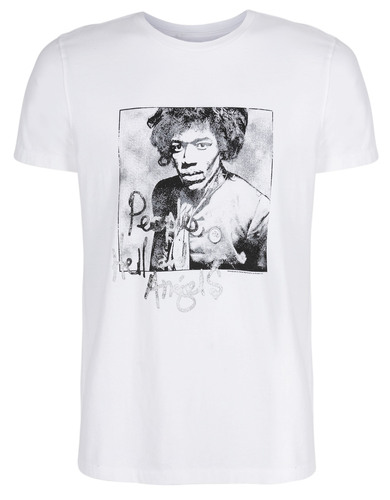 Gap Launches Limited-Edition Jimi Hendrix T-Shirts. (PRNewsFoto/Gap Inc.) (PRNewsFoto/GAP INC.)