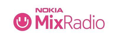 Nokia MixRadio logo (PRNewsFoto/Nokia MixRadio)