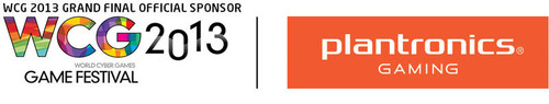 World Cyber Games nombra a Plantronics proveedor oficial de auriculares para la WCG2013 Grand Final