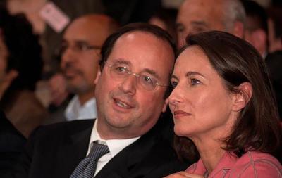 Francois Hollande and Valerie Trierweiler - Marie-Lan Nguyen / Wikimedia Commons. (PRNewsFoto/Dr. Judy Kuriansky) (PRNewsFoto/DR. JUDY KURIANSKY)