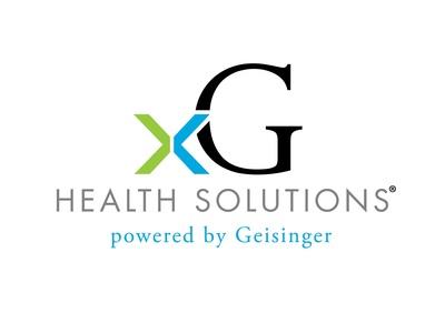 xG Health Logo (PRNewsFoto/xG Health)