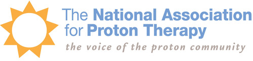 The National Association for Proton Therapy (NAPT) logo. (PRNewsFoto/National Association for Proton Therapy) (PRNewsFoto/)