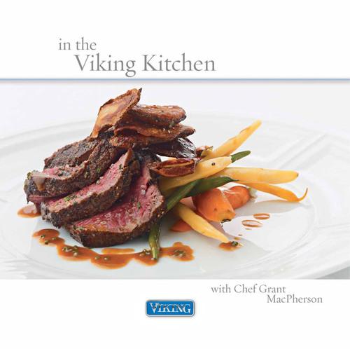 Viking Range Corporation Introduces First Cookbook