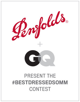 Penfolds and GQ Launch U.S. Search for the Best Dressed Somm