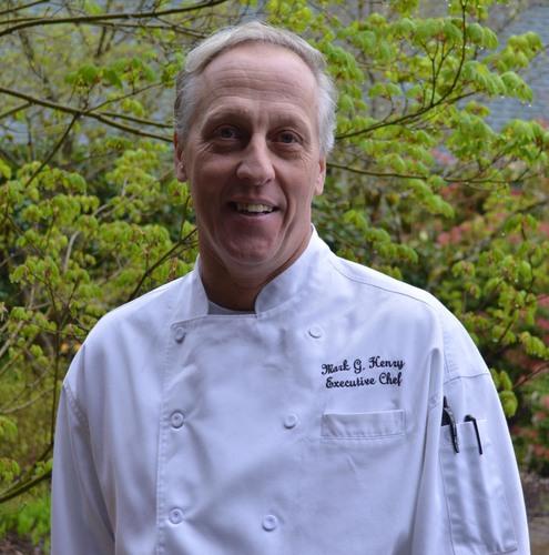 Chef Mark Henry - Skamania Lodge (PRNewsFoto/Skamania Lodge)