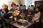 Milan Exhibit of Da Vinci Horse and Rider