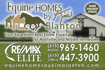 Equine Homes by Kim Blanton