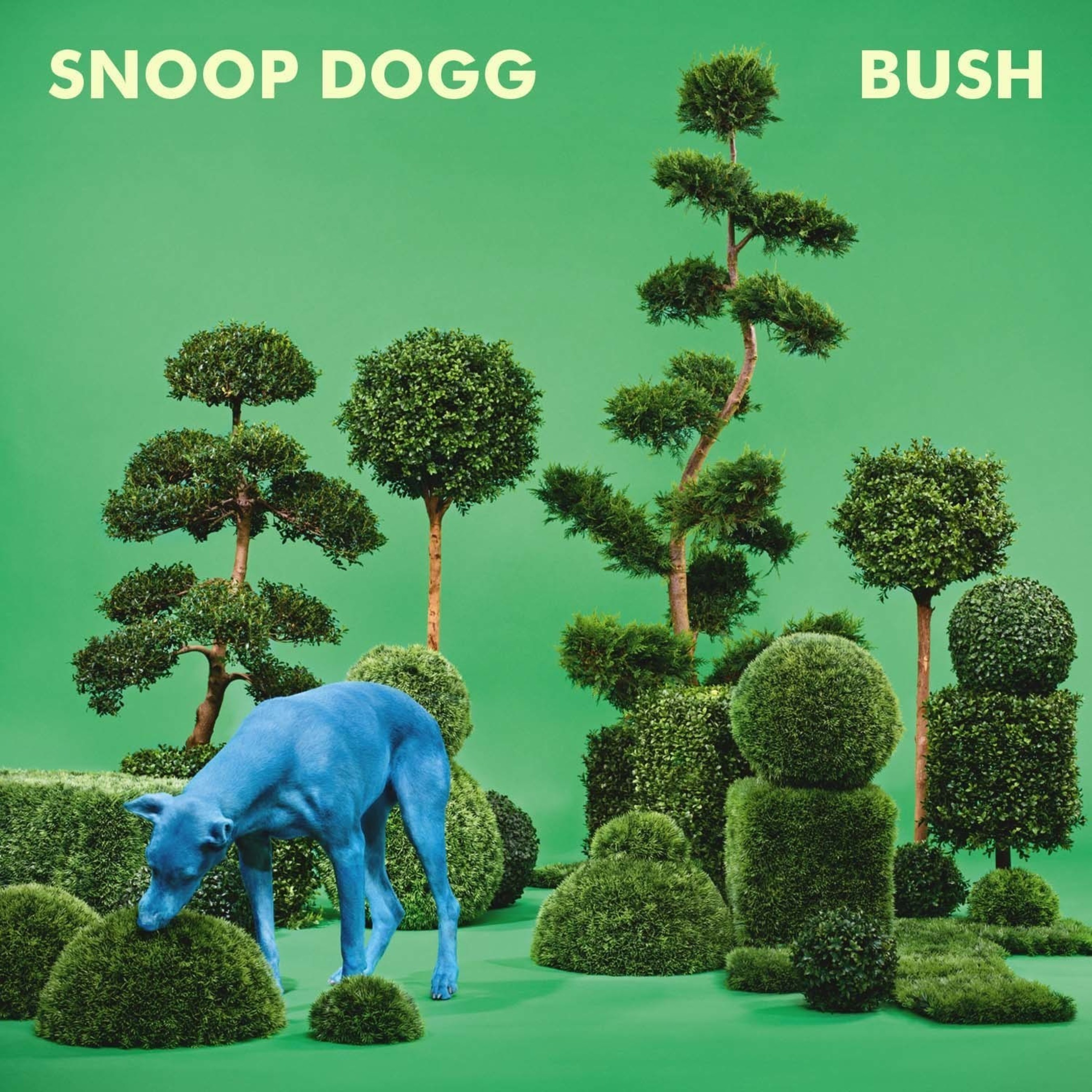 """Entertainment Icon Snoop Dogg Releases First Single """"Peaches N Cream"""" From Upcoming New Album BUSH Produced By Pharrell Williams"""
