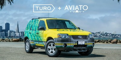 Live like a Silicon Valley luminary, rent Erlich Bachman's Aviato car on Turo