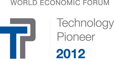Technology Pioneers 2012.  (PRNewsFoto/Lending Club)
