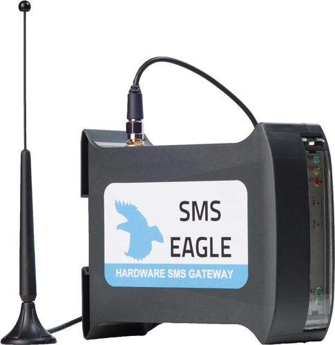 Brand new SMSEagle NXS-9700-3G (PRNewsFoto/SMSEagle) (PRNewsFoto/SMSEagle)