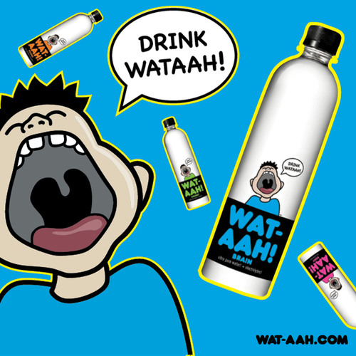 WAT-AAH! Joins Forces With NAB Education Foundation and Beyonce as the Exclusive Beverage Partner