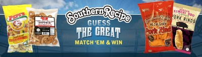 Play the Pork Rind Appreciation Day Memory Game for a Chance to WIN $2500! http://southernrecipe.com/pork-rind-appreciation-day/