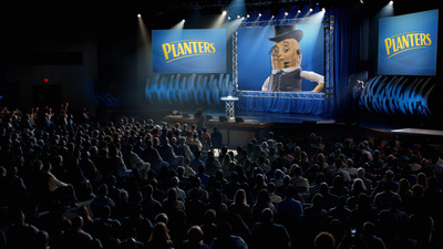 """Power of the Peanut.""  (PRNewsFoto/Planters)"