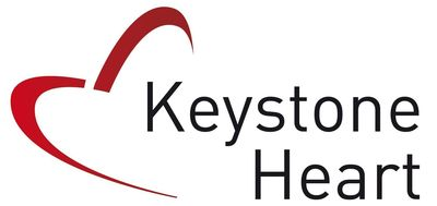 Keystone Heart logo.