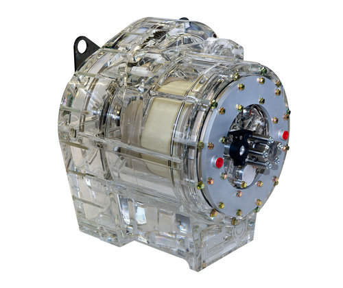 Ricardo to showcase 'TorqStor' high efficiency flywheel energy storage at CONEXPO