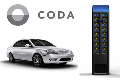 CODA Holdings, a developer of clean technology products, is comprised of the CODA Energy and CODA Automotive businesses.  (PRNewsFoto/CODA Energy)