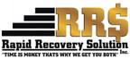 Rapid Recovery Solution, Inc. (PRNewsFoto/Rapid Recovery Solution, Inc.)