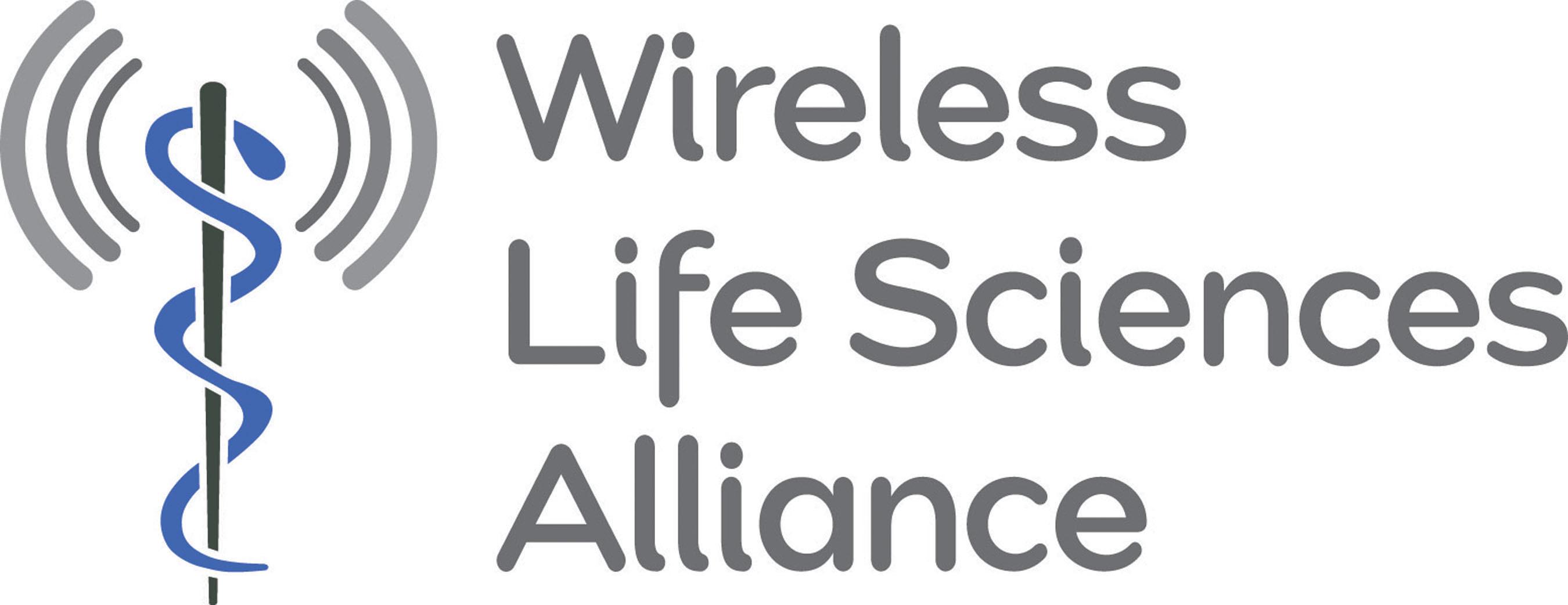 Wireless-Life Sciences Alliance Logo.
