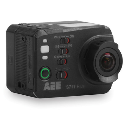 The S71T+ Action Camera from AEE
