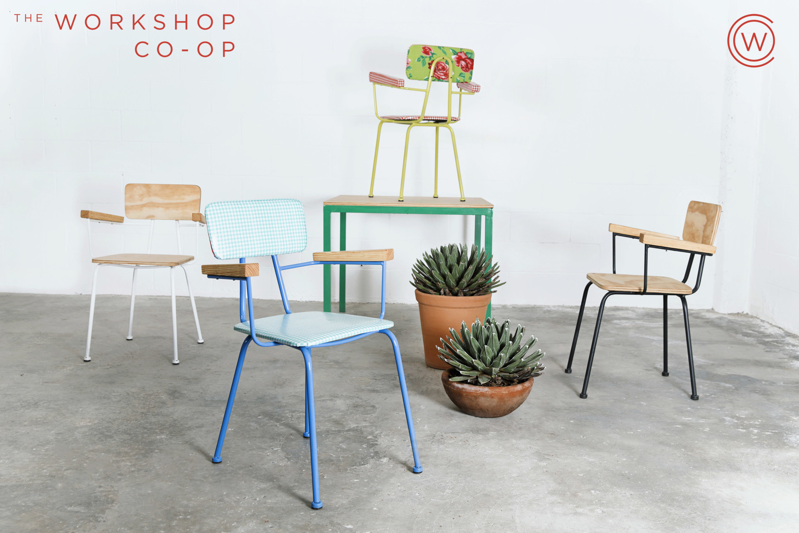 The Workshop Co-Op Launches Online, Providing Customizable Furnishings for Customers