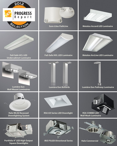 Cooper Lighting Products Accepted into the Prestigious 2012 Illuminating Engineering Society