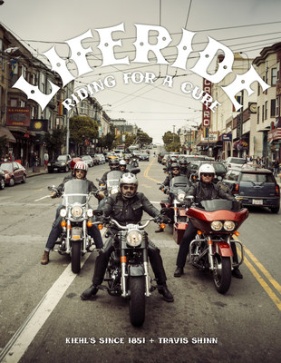 To celebrate and commemorate Kiehl's commitment to amfAR, the 6th annual Kiehl's LifeRide for amfAR coincides with the release of LIFERIDE: Riding for a Cure, a coffee-table photo book chronicling the first five years of LifeRide. Featuring photos by Grammy award-winning photographer Travis Shinn, the book will be available in all Kiehl's retail stores beginning August 1 for $60, and 100% of Kiehl's net profits of the book, up to $10,000, benefit amfAR.