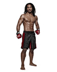 MMA CHAMPION BEN HENDERSON INKS EXCLUSIVE DEAL WITH EVERLAST.  (PRNewsFoto/Everlast Worldwide, Inc.)