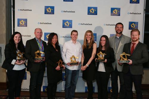 The winners of the 2013 iMedia Agency Awards. (PRNewsFoto/iMedia Communications, Inc.) (PRNewsFoto/IMEDIA COMMUNICATIONS, INC.)