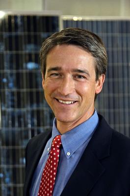 John Lefebvre, President of Suntech America.  (PRNewsFoto/Suntech Power Holdings Co., Ltd.)
