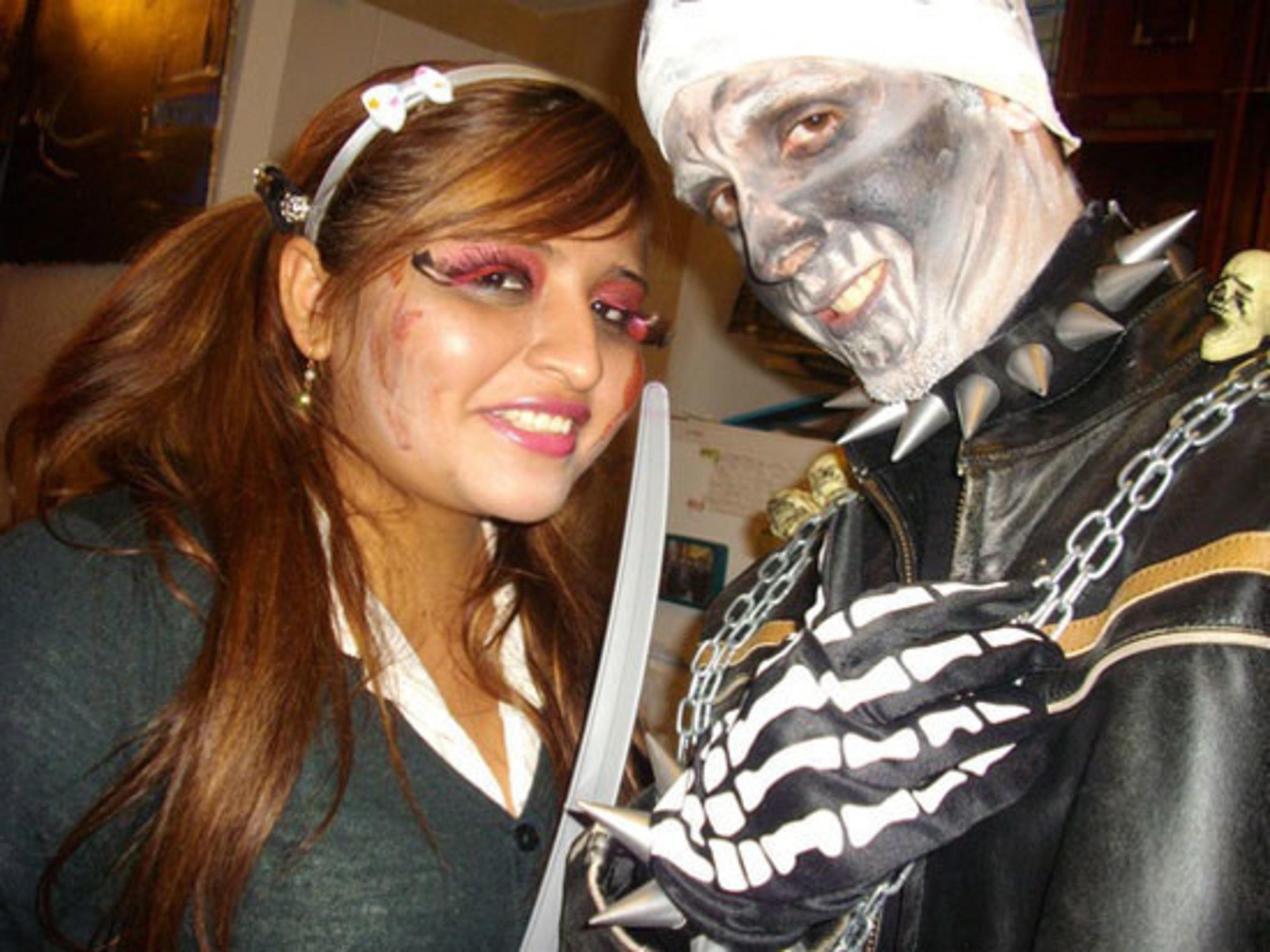 dating halloween