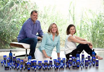 Jack Black Founders Jeff Dandurand, Curran Dandurand and Emily Dalton